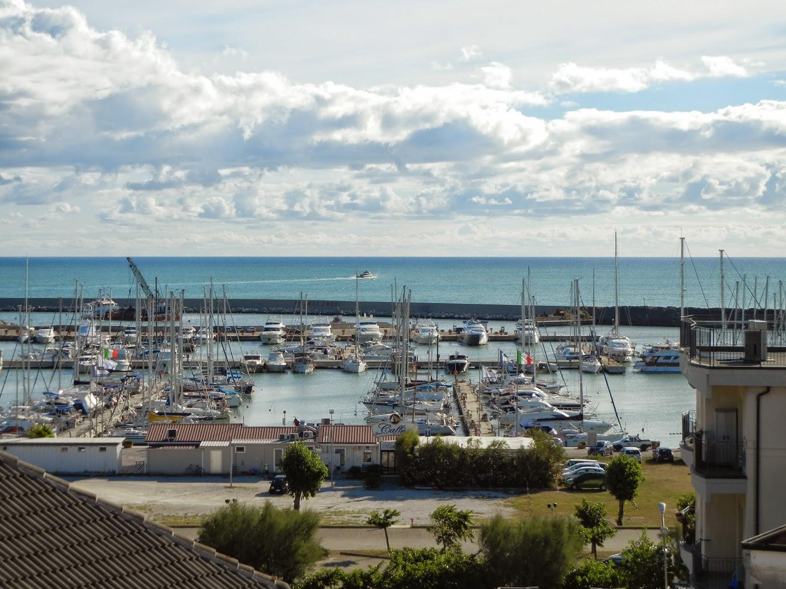 Vacanza estiva fusion – II parte – Porto San Giorgio
