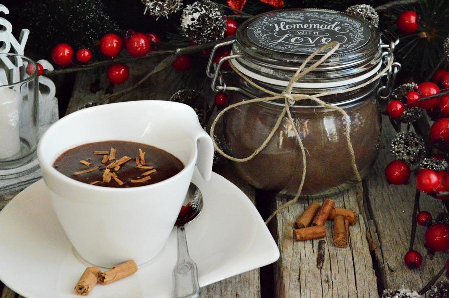 Preparato per cioccolata in tazza speziata