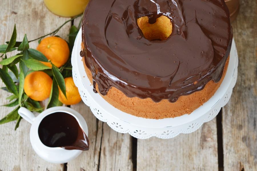 Fluffosa al mandarino