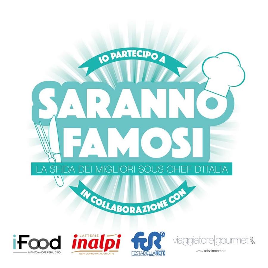 Vincenzo Manicone: sous chef in gara per Saranno Famosi
