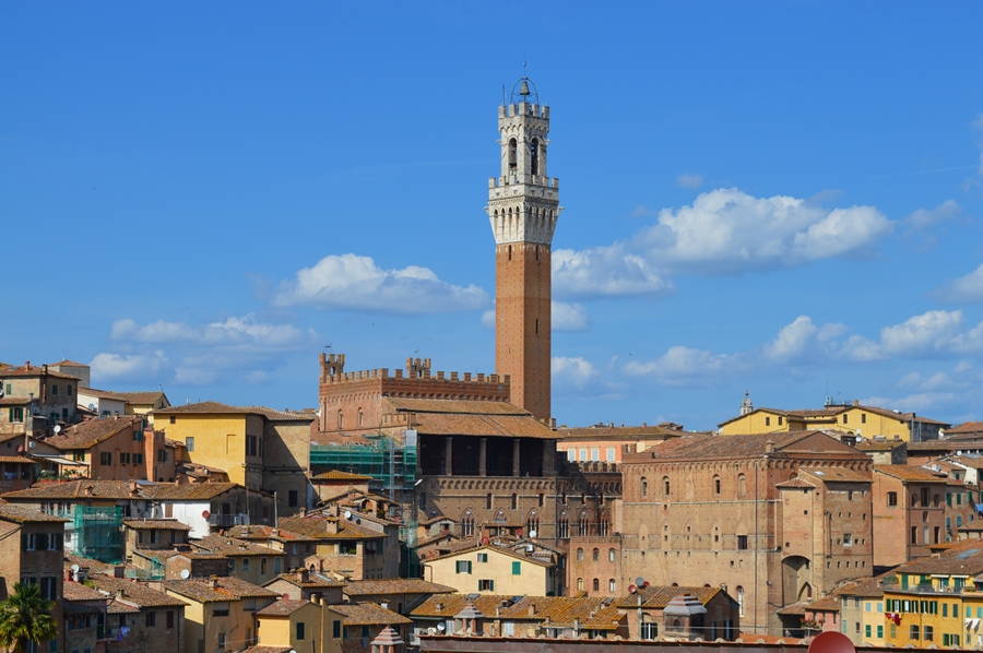 Week end d'Autunno: Siena e dintorni