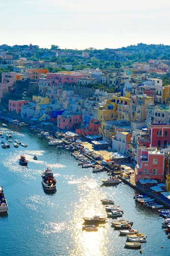 Isola di Procida in un week-end