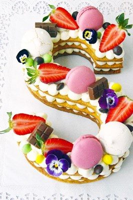 Cream Tart con Namelaka al Cioccolato Bianco