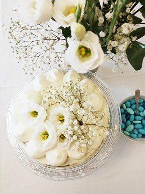 Sponge Cake con Camy Cream al limone – 1° mese di Niccolò