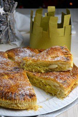 Galette des rois o torta dei Re Magi
